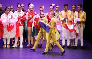 Одесситки завоевали бронзу на Кубке мира по танцам