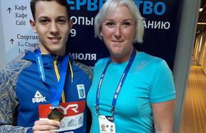 Одессит стал чемпионом Европы по плаванию