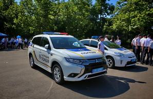 Глава одесской патрульной полиции отстранён