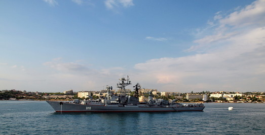 Российское судно планировало устроить провокацию во время учений Sea Breeze