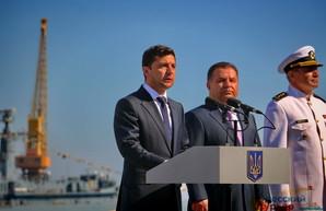Одессу опять посетит президент: появились подробности
