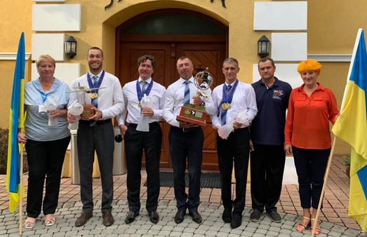 Одесский лётчик помог национальной сборной стать чемпионом мира по высшему пилотажу