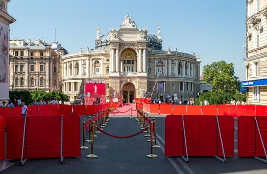 В Одессе открылась выставка, посвящённая Одесскому кинофестивалю