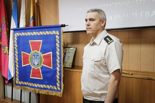 В Одессе прошло назначение нового главы Южного территориального управления Нацгвардии