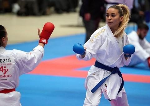 Одесская каратиста поднялась на первую строчку в олимпийском рейтинге