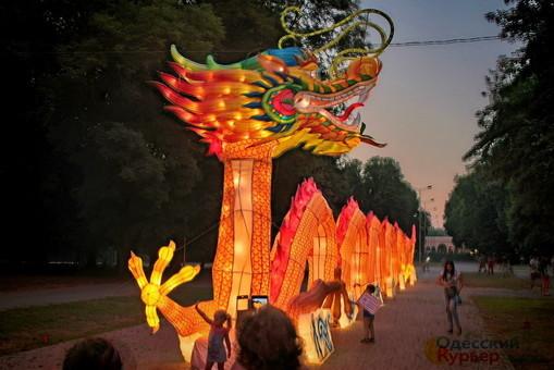 В Преображенском парке среди китайских фонарей пройдёт квест