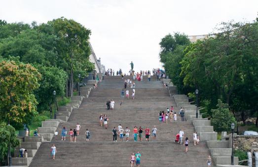 Последний опен-эйр кинофестиваля пройдёт сегодня на Потёмкинской лестнице