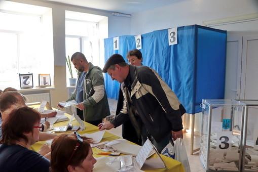 Явка избирателей в Одесской области составляет более 34%