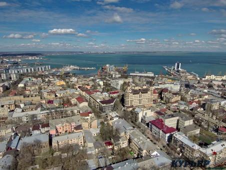 В Одессе частично отключена подача воды