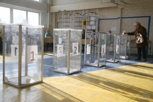 На четырёх округах в Одесской области закончили подсчёт голосов