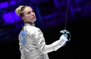 Одесситка победила на чемпионате мира по фехтованию