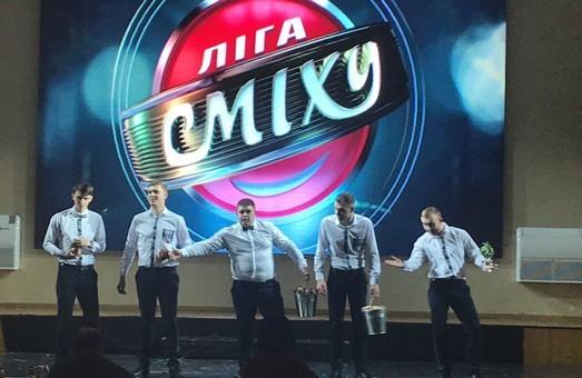 Пятилетний юбилей «Лига смеха» отпразднует в Одессе