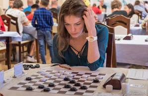 Одесская шашистка выиграла этап Кубка мира