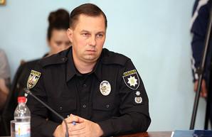 В Одессе задержан экс-глава областной полиции