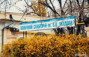 Дерибан Чкаловского санатория расследуют в ГБР