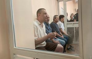 На два месяца продлили арест четвёрке «одесских взрывателей»