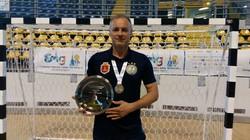 Гандбольная команда «Одесса» вновь стала лучшей в Европе
