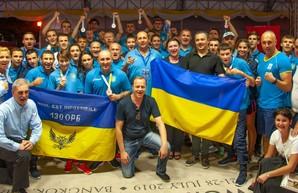 Одесситы завоевали золото и серебро на Чемпионате мира по таиландскому боксу