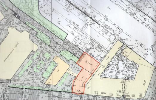 На Ланжероновском спуске планируют построить пятиэтажный отель