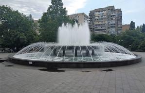 На две недели отключён самый большой фонтан Одессы