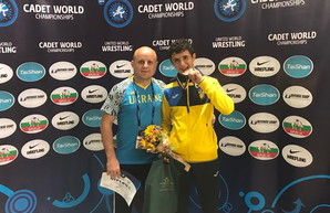 Борец из Одесщины стал бронзовым призёром чемпионата мира