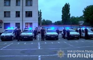 На одесских улицах появились патрули Национальной гвардии