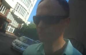 Сын экс-ректора ОНМедУ Запорожана рассказал патрульным, что он «Царь и Бог» - ДТП