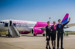 Венгерский лоукостер «Wizz Air» будет отправлять рейсы в Одессу.