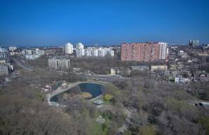 В одесской мэрии подняли вопрос о запущенности Дюковского парка