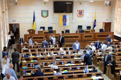 Экс-глава Одесской железной дороги отказался от депутатского мандата