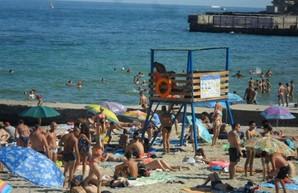 Где в Одессе пока не следует купаться