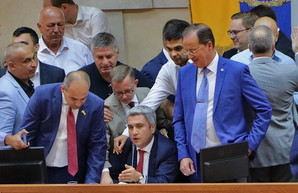 Урбанский передумал уходить с должности председателя облсовета