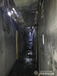 Пожар в одесской гостинице унёс жизни девяти человек