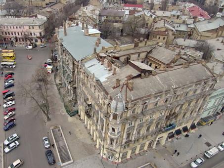 Дело закрыто: лепнину на доме Либмана оценили в 340 тысяч гривен