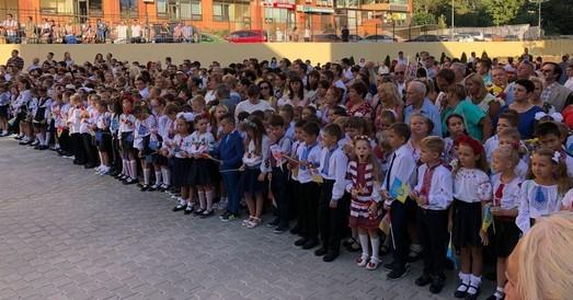 Ученики тридцати одесских школ будут учиться в две смены