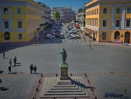 Стало известно, какие мероприятия в Одессе запланированы на День города