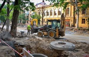 Управление дорожного хозяйства ищет подрядчиков для ремонта одесских улиц