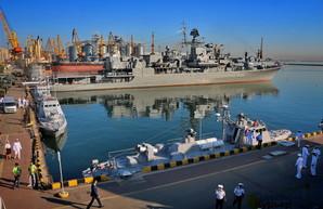 Одесситы смогут посетить корабли Военно-морских сил Украины