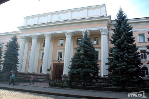 В одесском кинотеатре прошли антитеррористические учения