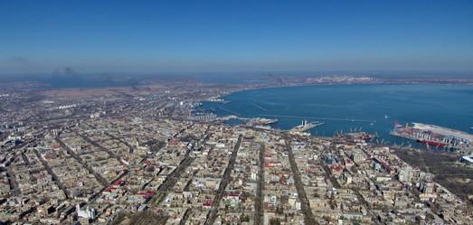 В Одессе укрепят участок склона на Даче Ковалевского по соседству с лагерем «Виктория»