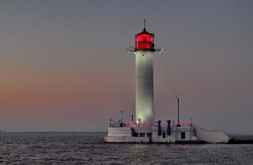 После ремонта Воронцовский маяк стал автономным