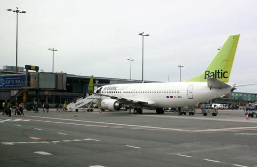 AirBaltic на зиму прекратит авиасообщение между Одессой и Ригой
