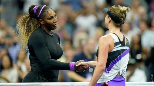 Серена Уильямс не пропустил Свитолину в финал US Open