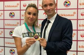 Одесская каратистка победила на престижном турнире в Токио