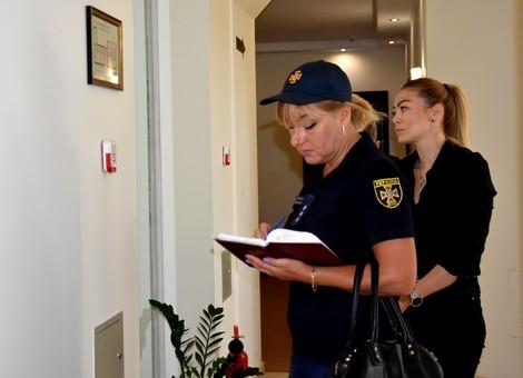Каждая третья гостиница в Одесской области работает с нарушениями пожарной безопасности