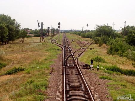 Железнодорожное ЧП: под Одессой с рельсов сошли цистерны с пропаном