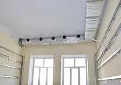 Продолжается ремонт одесской клинической больницы №1