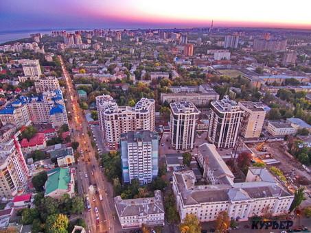 В Одессе появилась интерактивная карта, которая поможет выбрать квартиру в новострое