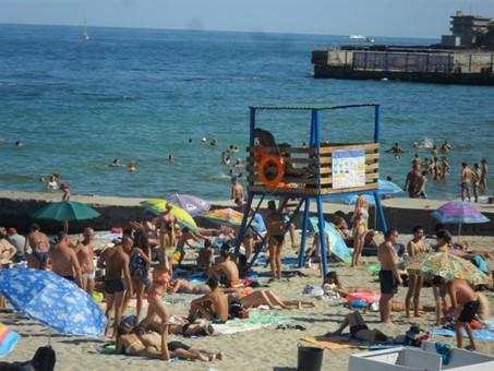 Специалисты проверили качество морской воды в Одесской области