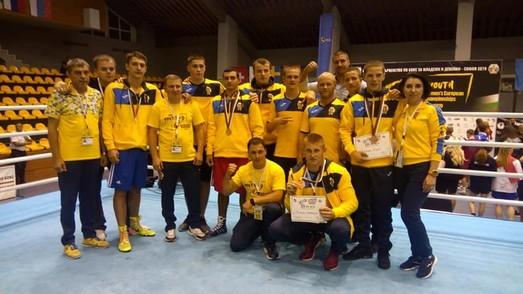 Представитель Одесчины завоевал золото чемпионата Европы по боксу